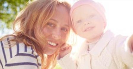 Au pair USA litet barn